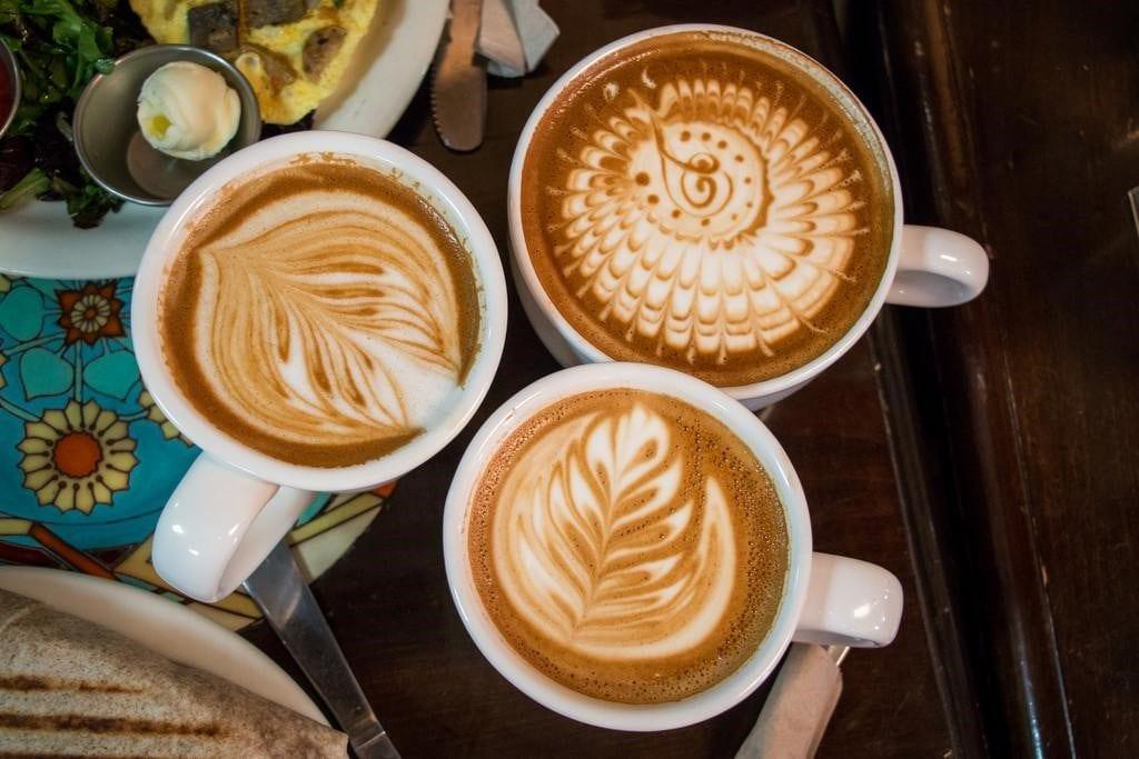 قهوه حرفه ای