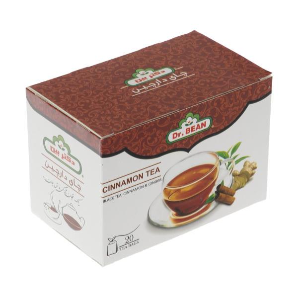 تی بگ دکتر بین چای سیاه و دارچین (۲۰ عددی)