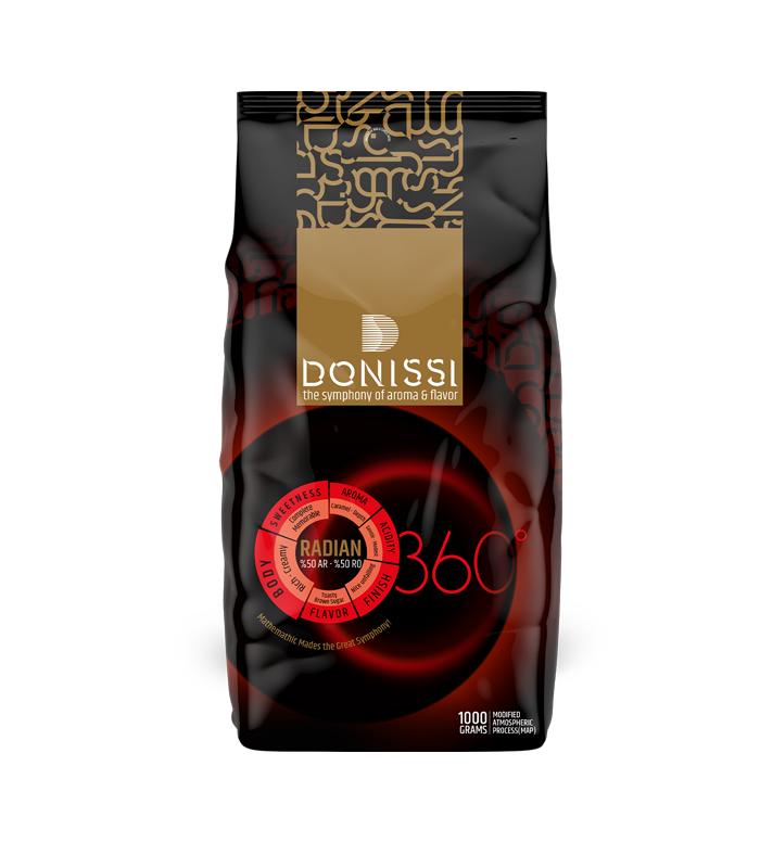 دانه قهوه رادیان دونیسی (یک کیلوگرمی)