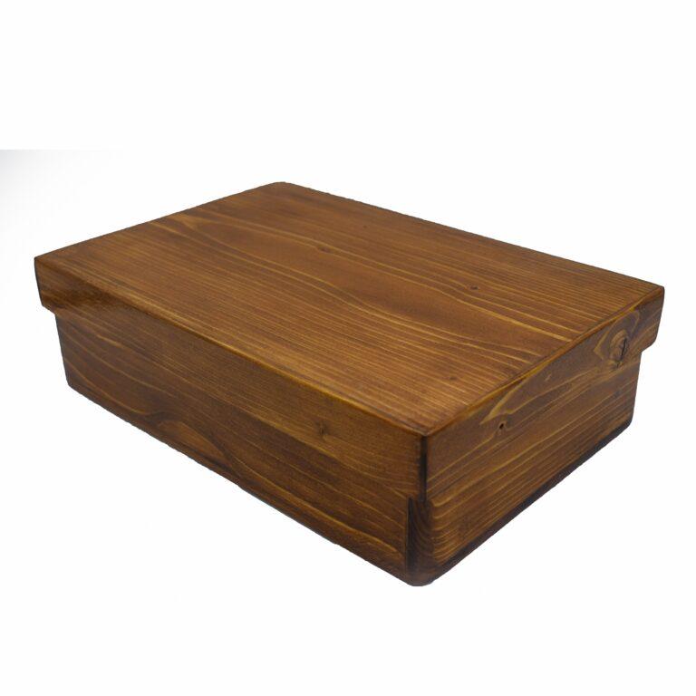 گیفت دمنوش چوبی (مستطیلی)