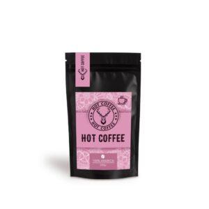 قهوه عربیکا هات کافی ۱۰۰ درصد صورتی (۱ کیلو گرمی)